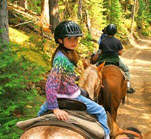 KQ Ranch Resort - Horse back riding at KQ Ranch Resort