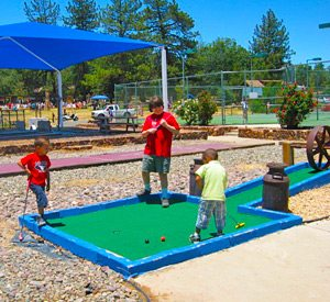 KQ Ranch Resort - Miniature Golf