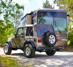KQ Ranch Resort - RV Campsite