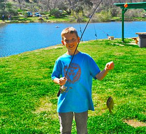 KQ Ranch Resort - Caught the big one!