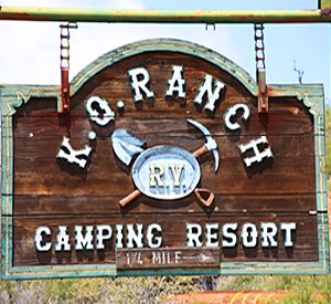 KQ Ranch Resort - KQ Ranch Resort Sign